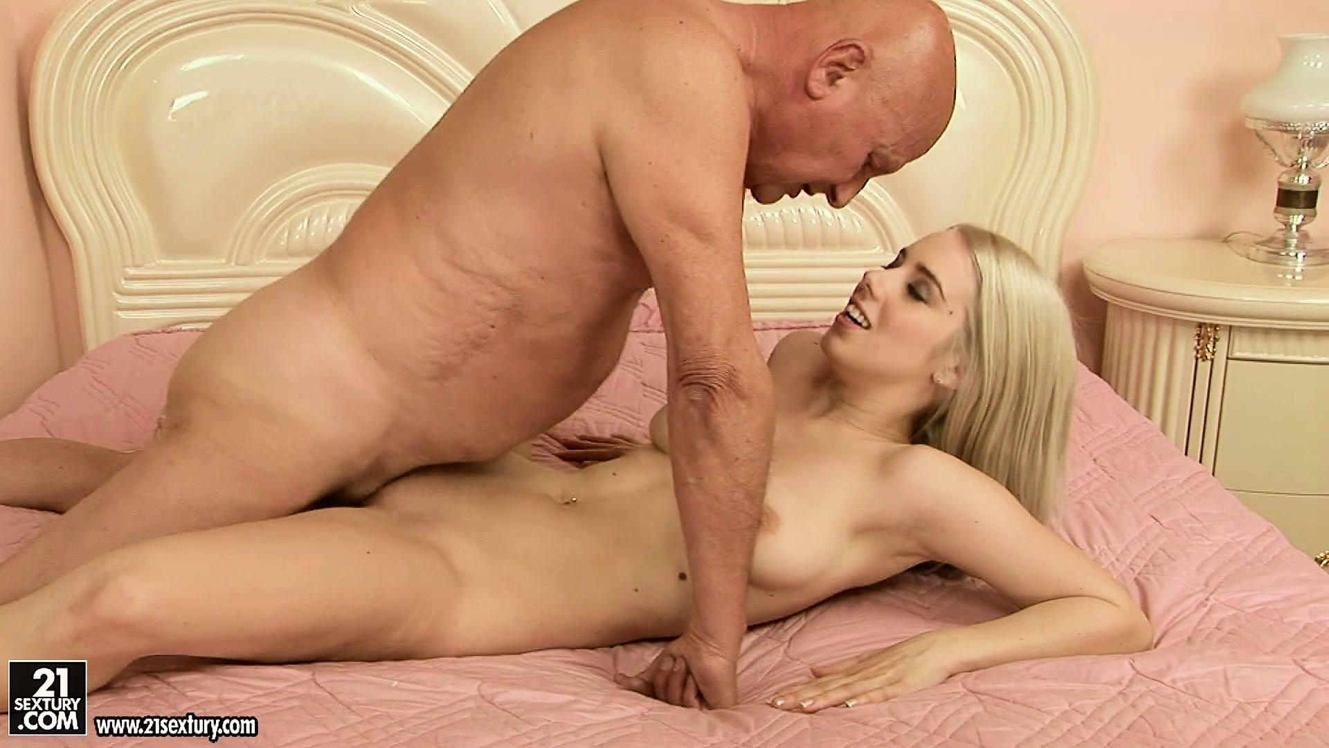 virgin oldman blowjob
