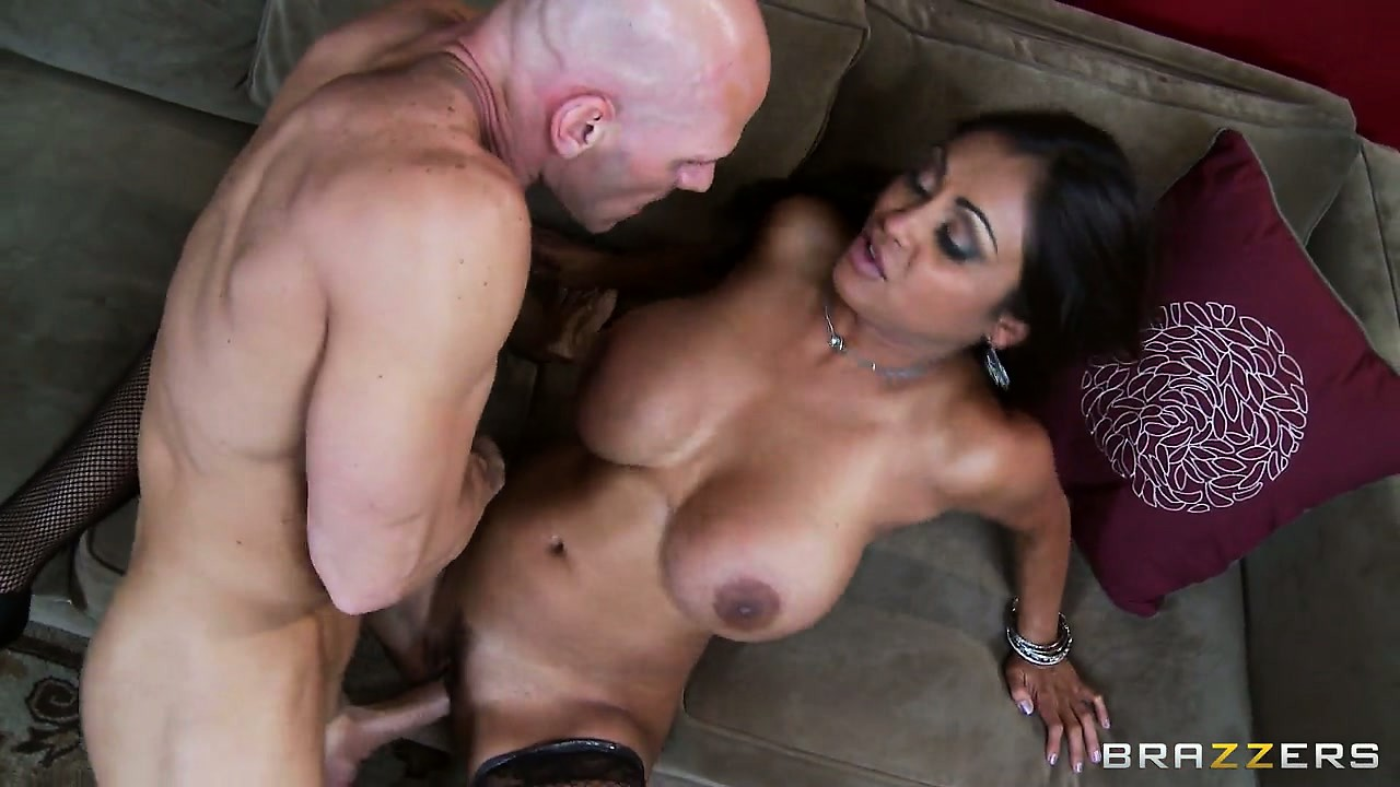 Porn Tube of Watch As This Busty Ebony Slut Gets Eaten Out And Banged Raw