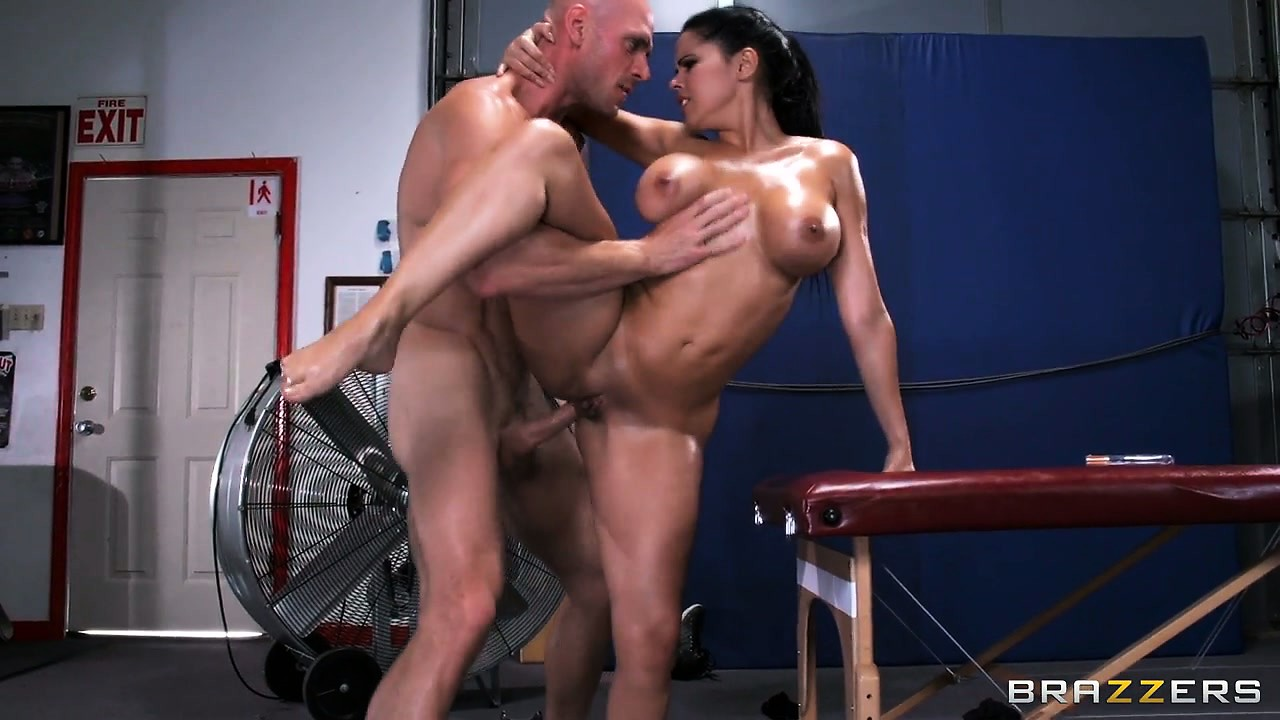 Porno Video of Oily Babe Uses Her Big Tits And Mouth To Pleasure Her Hung Man