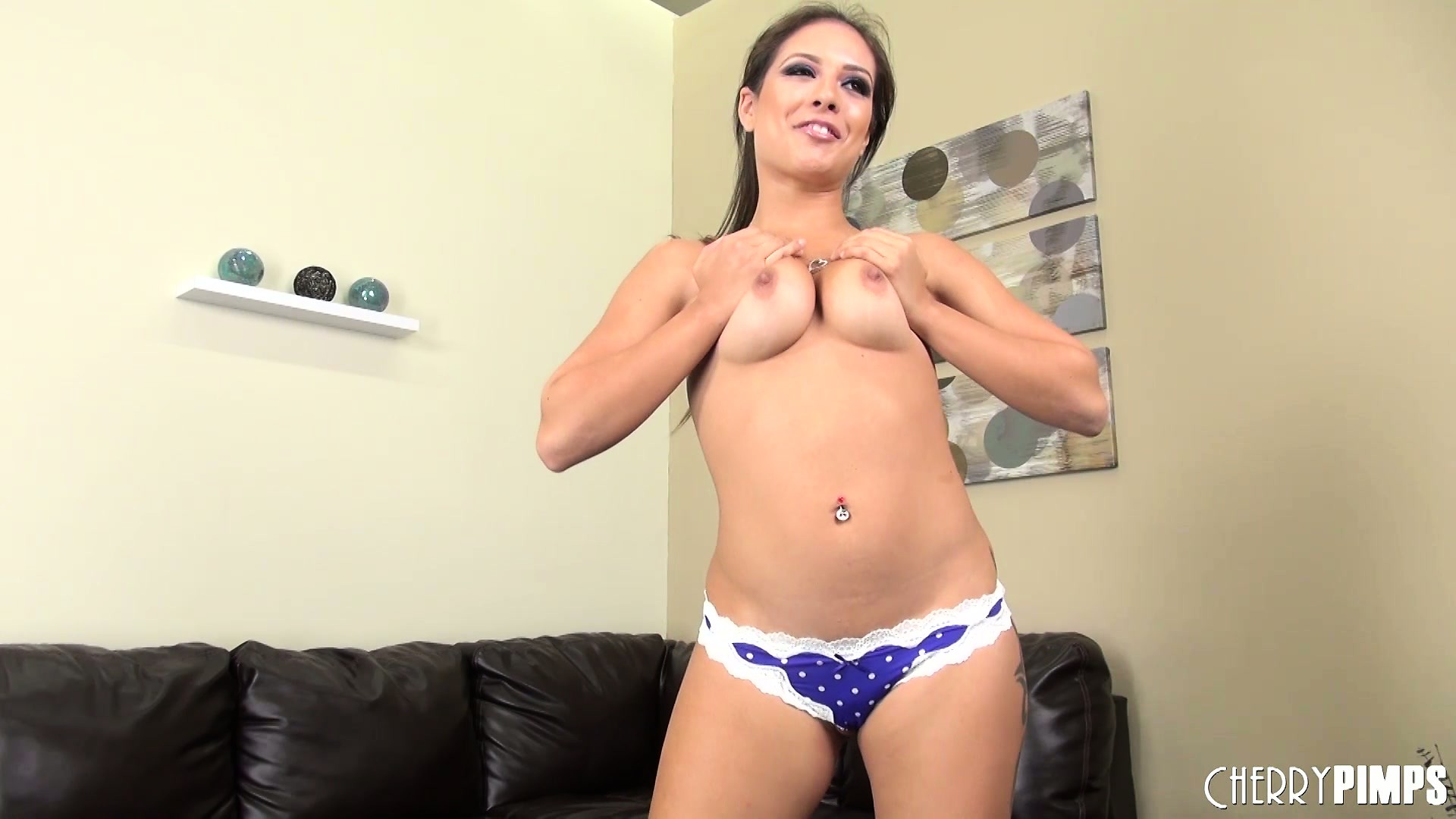 Porno Video of Jynx Maze Dances In Sexy Panties And Shakes Her Ass Cheeks Nicely