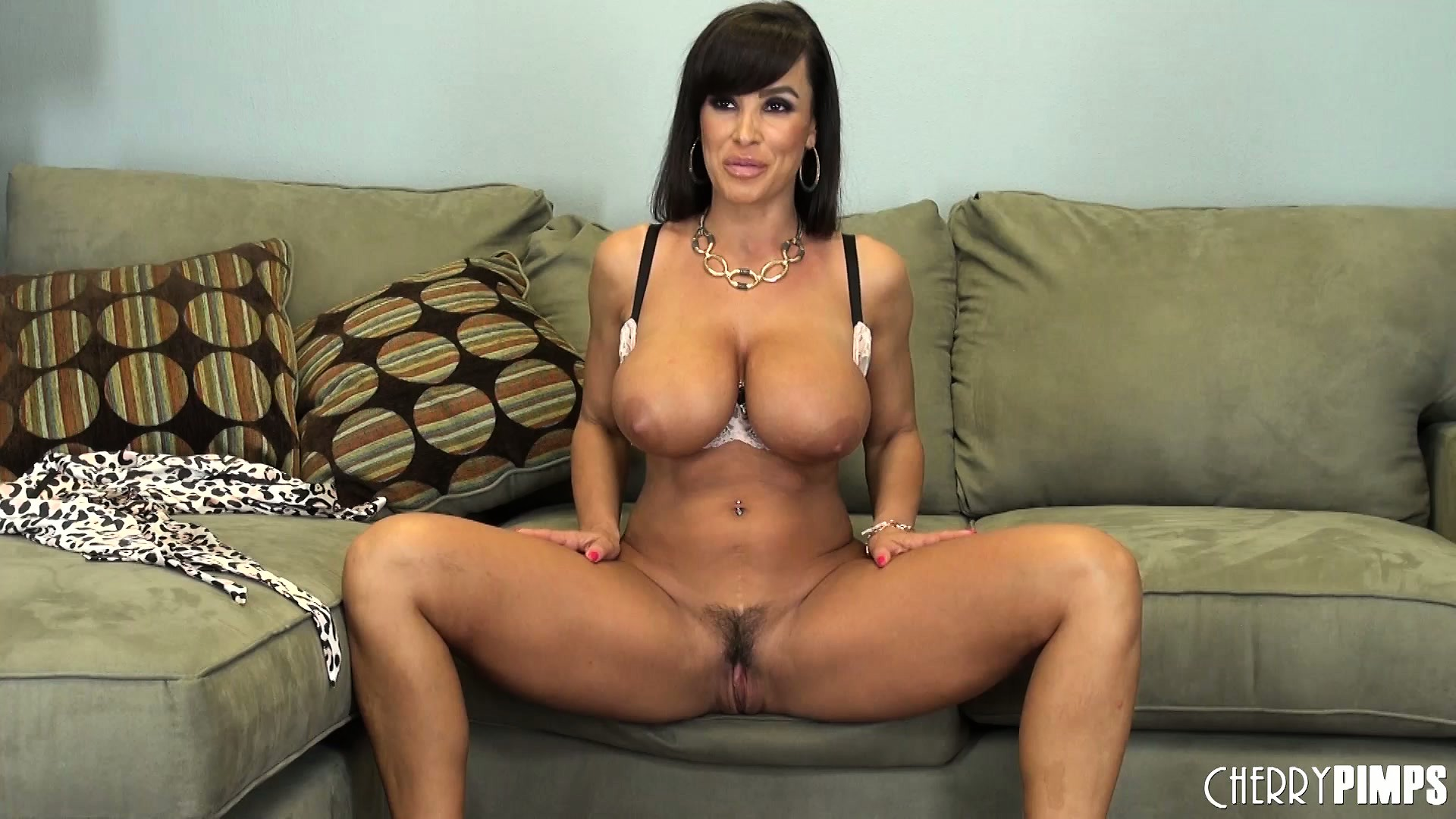 Porno Video of Fine As Fuck Cougar Lisa Ann Strips And Gets Freaky In A Solo Show