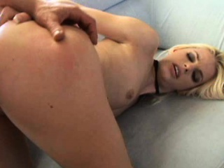 sexy blonde with tiny tits jessica jammer takes a big shaft up her ass