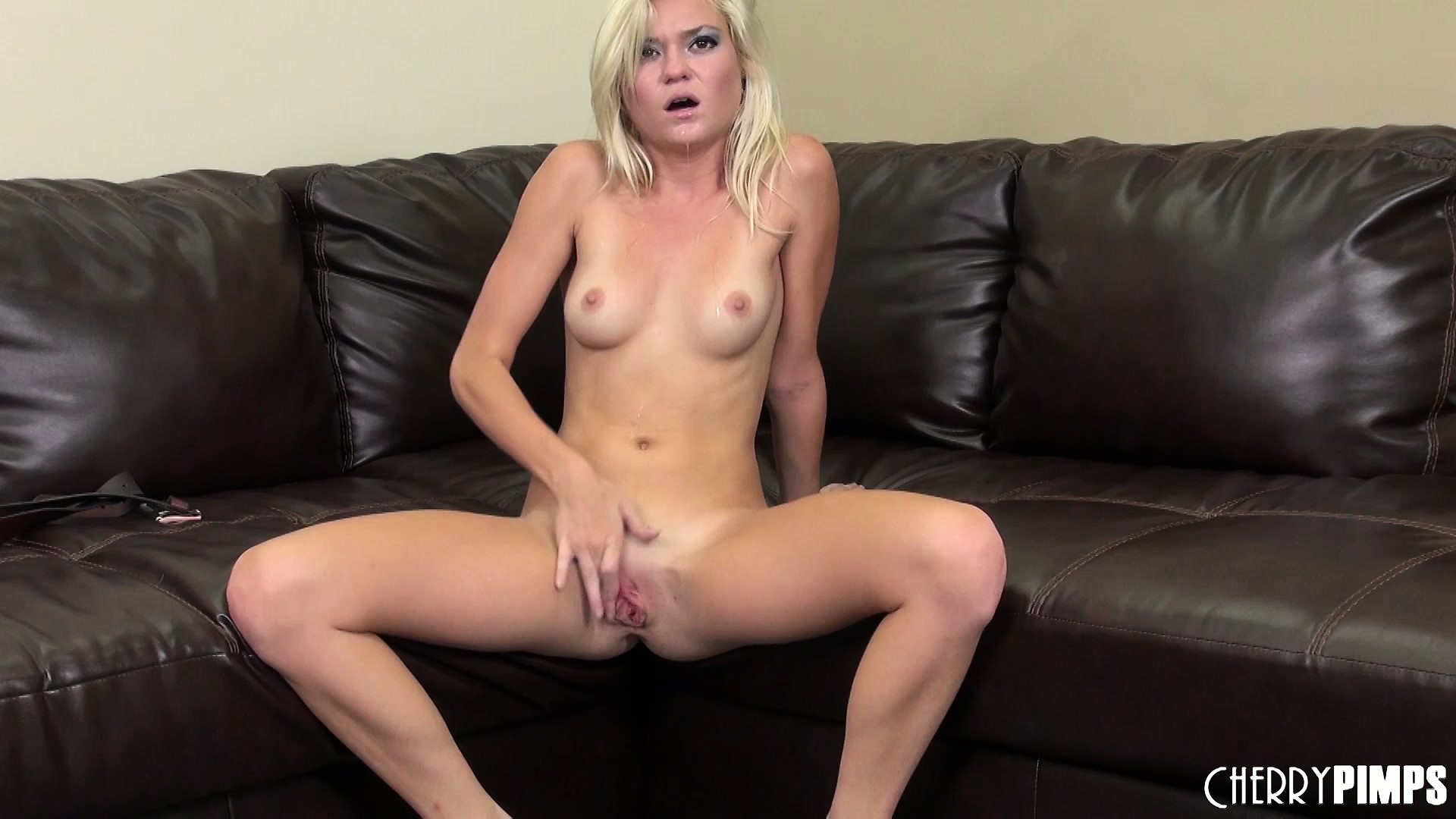 Porno Video of Blond Slut Chloe Foster Experiences The Deep Emotional Stress
