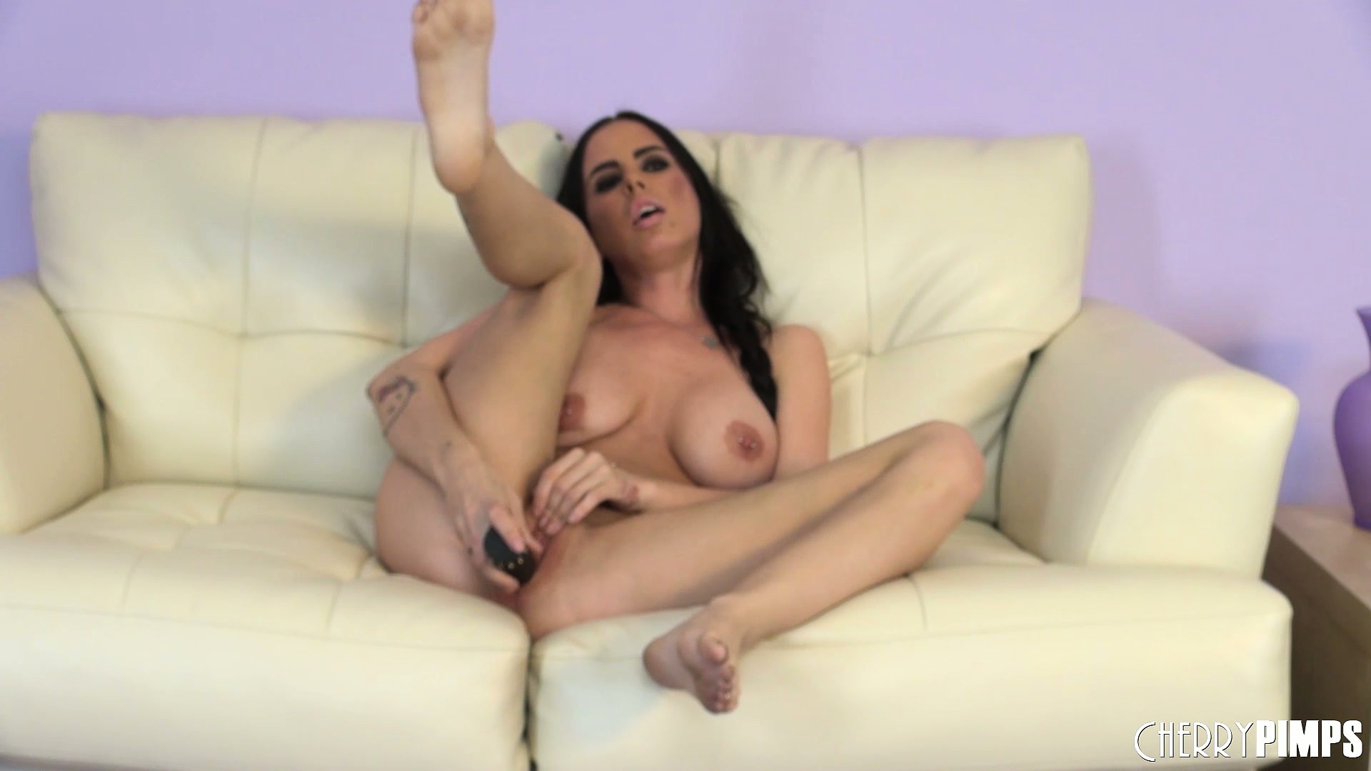 Porno Video of Brandy Aniston Masters The Art Of Self Pleasure In This Hardcore Delight