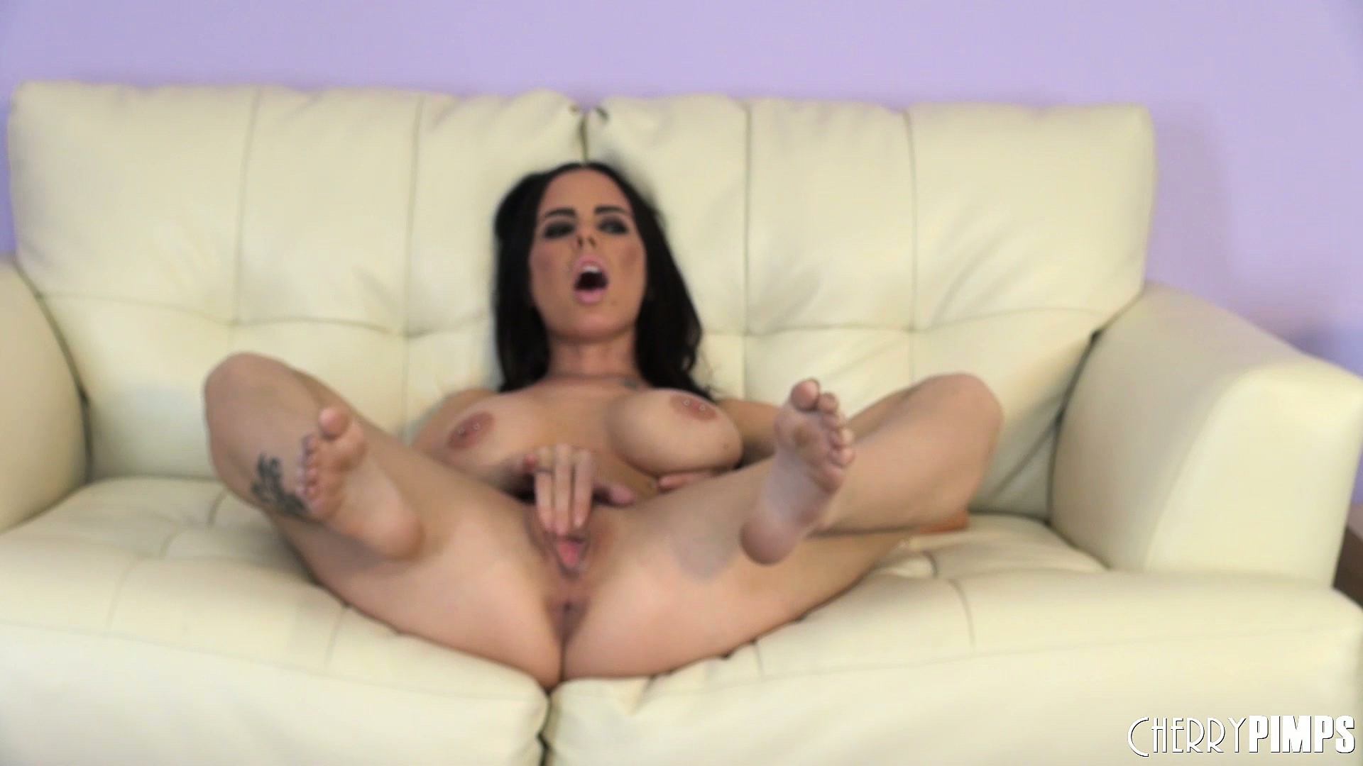 Porn Tube of Seductive Brunette Brandy Aniston Sets Up A Wild Adventure To Fulfill Her Desires