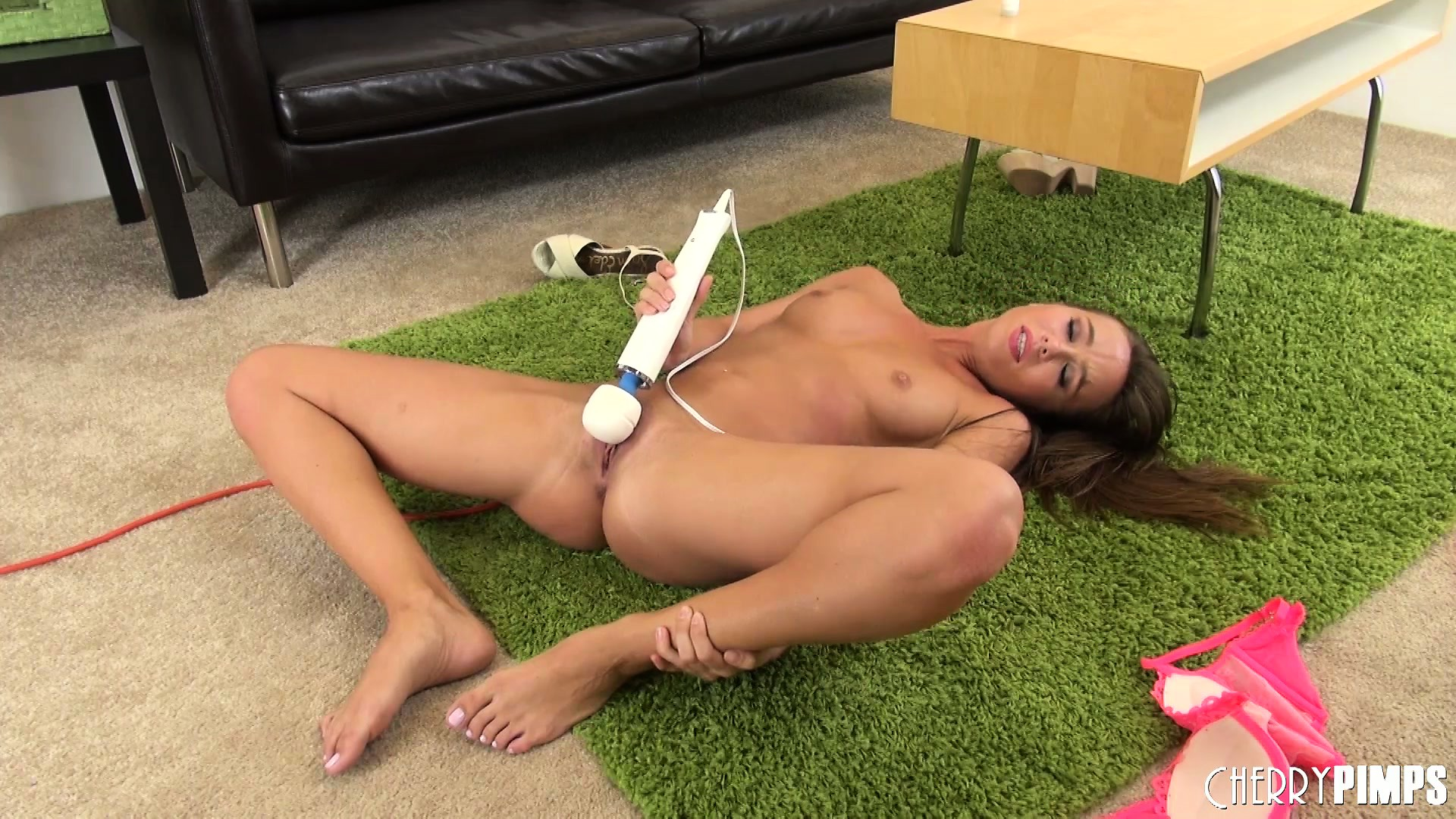 Porn Tube of Vibration Machine Is Probably The Only Thing That Capri Anderson Needs