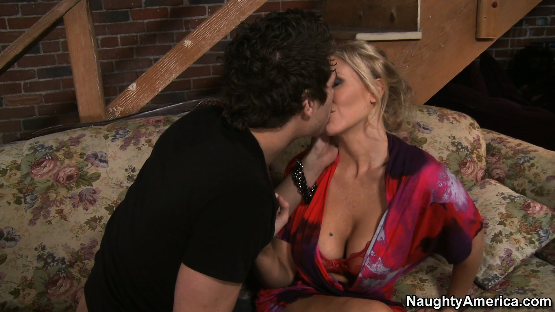 Porno Video of Julia Ann Wonders If That Really Is A Stairway To Heaven In This Video