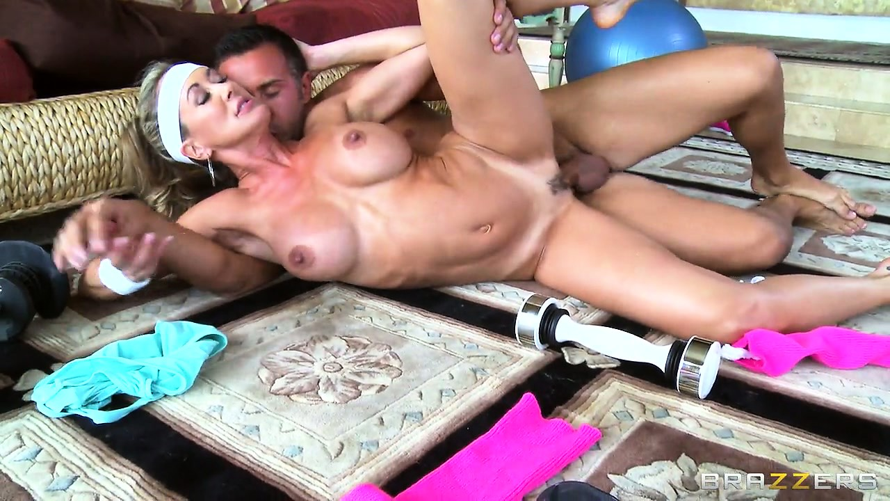 Porno Video of Busty Mommy With Sexy Tan Lines Left By Her Panties Gets Nailed