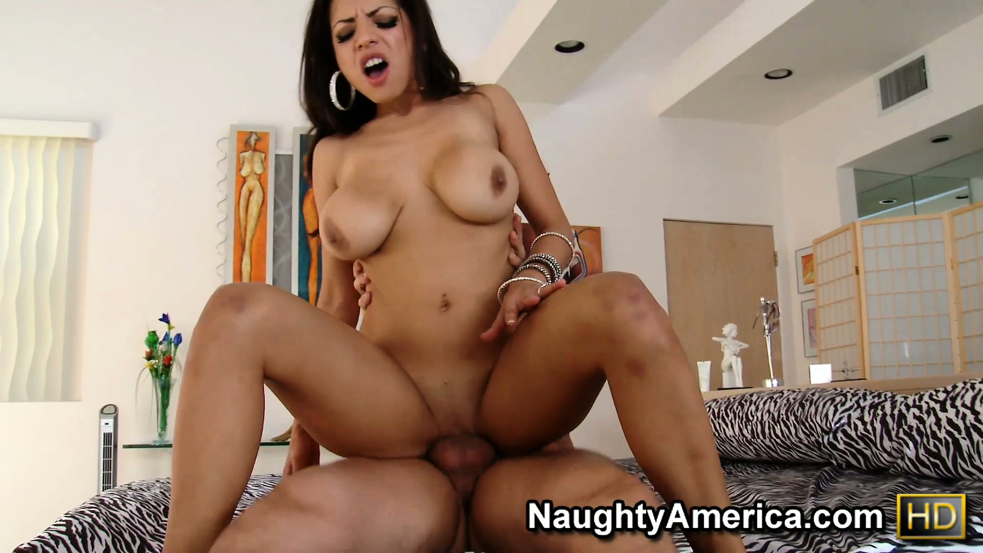 Porno Video of Yurizan Beltran Is A Horny Latina In Need Of A Piece Of Man Meat