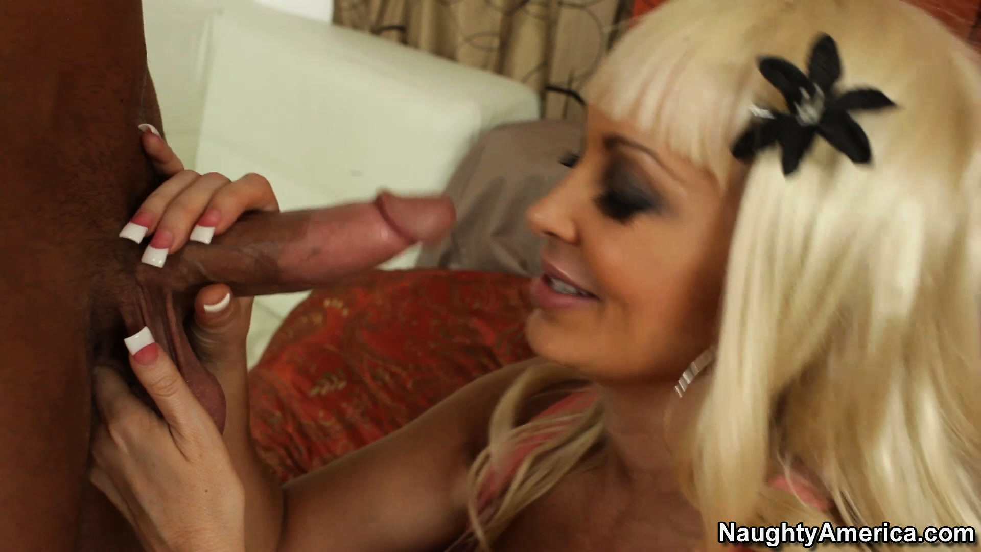 Porn Tube of Big Tit Blonde Brittany O 'neil Goes Down On His Stiffy And Sucks