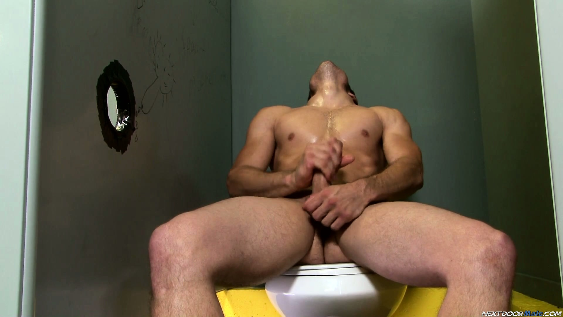 Porno Video of The Intensity Jack Puts Into Pleasing Himself Revels How Much He Loves To Masturbate