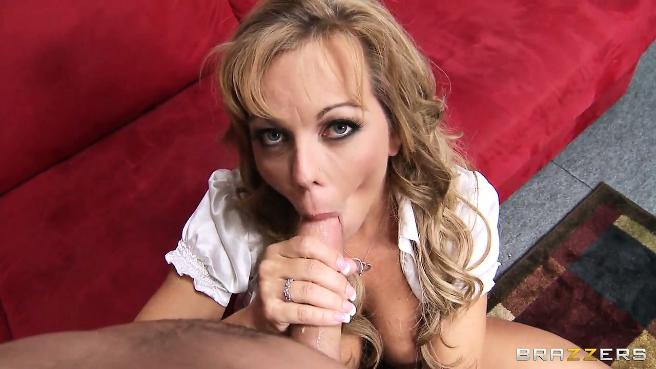 Porno Video of Curly Blonde Always Opens Her Mouth For The Likes Of Such Hungry Boys