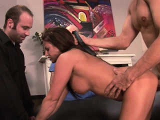 Beautiful Housewife With Big Sirens Gets Her Dose Of Intense Fucking