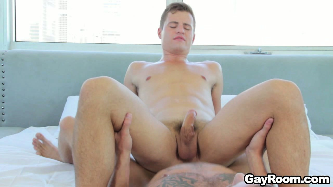 Porno Video of Twink Takes A Rough And Inked Up Stud's Hard Cock Into His Ass