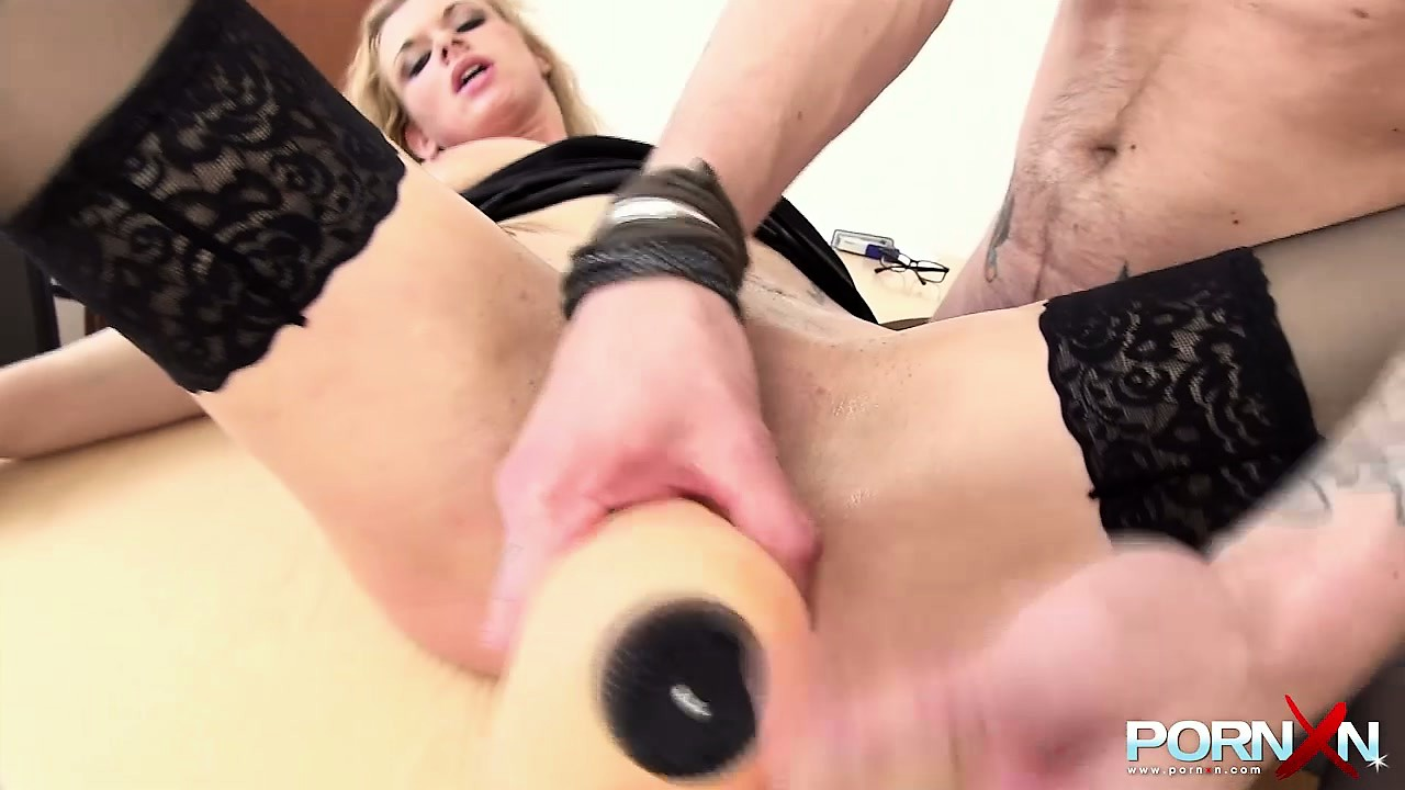 Porn Tube of The Boss Overhears His Secretary Talking About Her Sexuality, He Wants Proof
