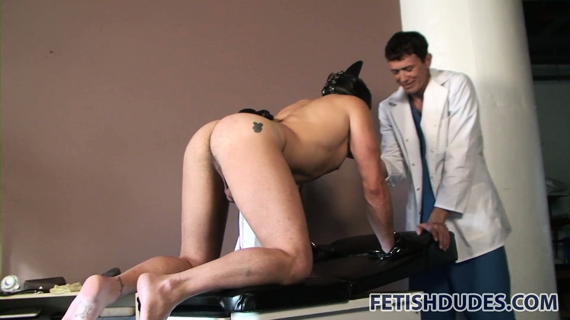 Porno Video of Danny Makes An Appointment With The Evil Doctor And Gets Hooded And Humiliated