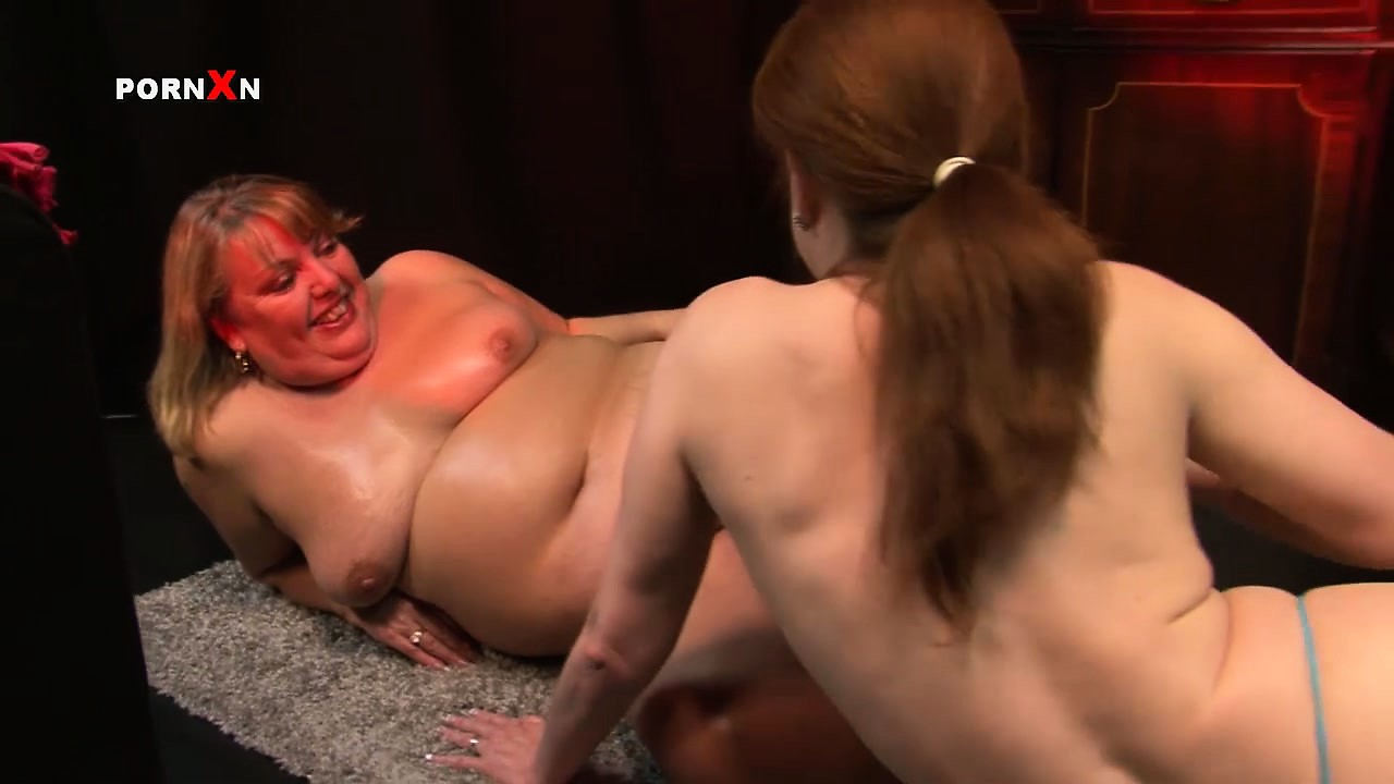 Porno Video of The Fat Mature Lady Loves Having Her Friend Slowly Fisting Her Tight Wet Snatch