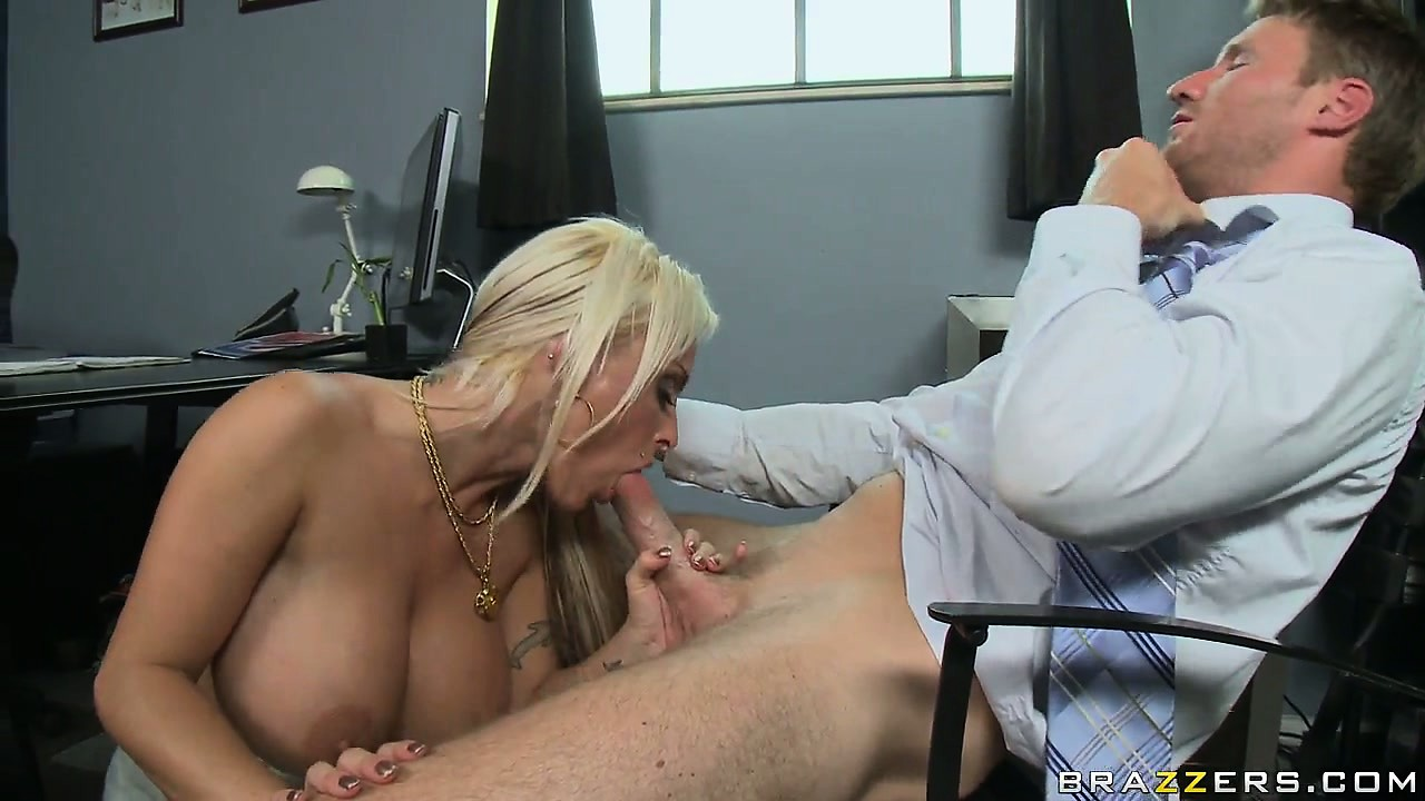 Porno Video of Blonde Milf With Huge Hooters Pays Her Dues To The Fucking Politician