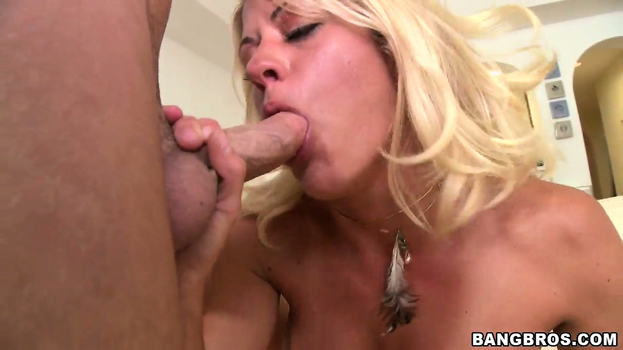 Porno Video of Filling Holly Heart's Greedy Mouth And Squelching Milf Pussy