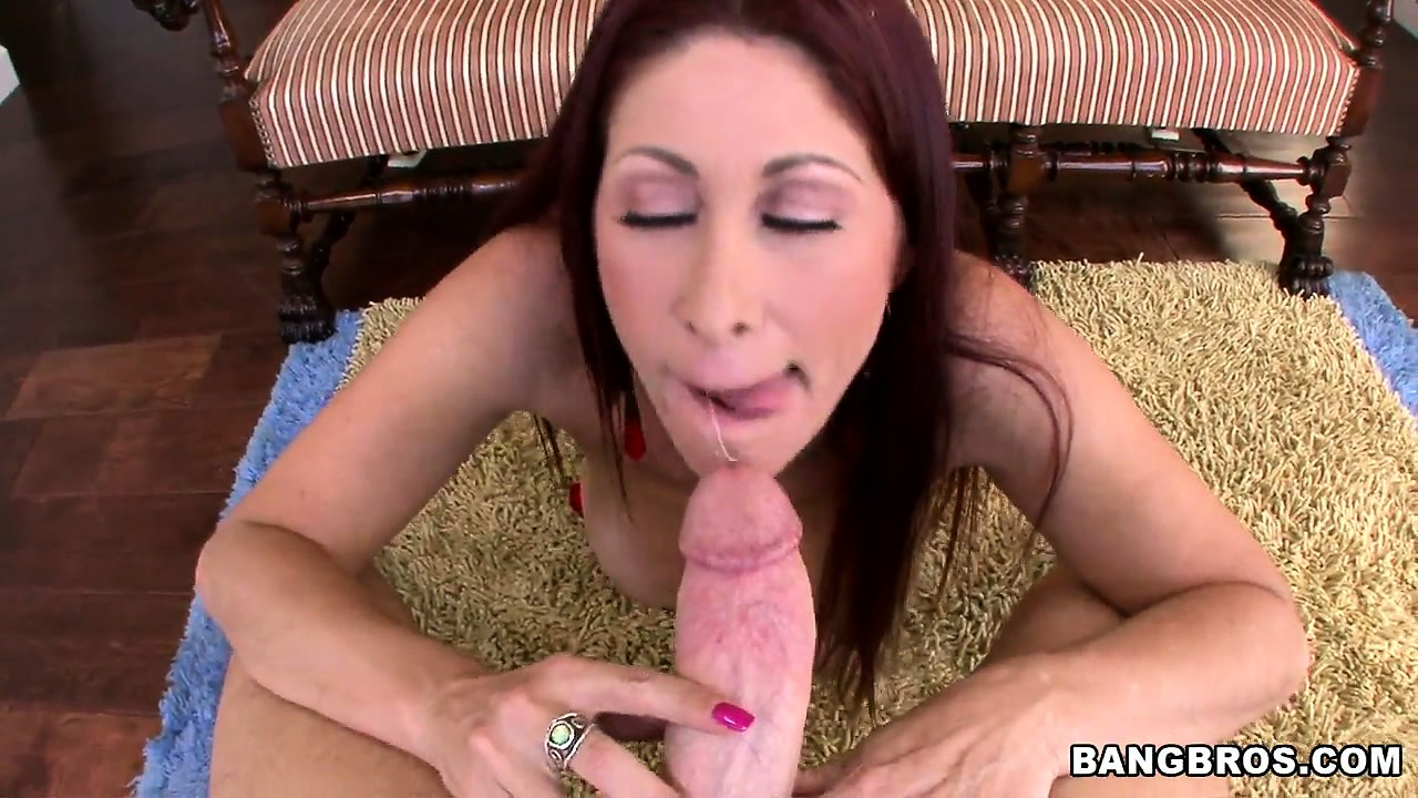 Porn Tube of Tiffany Mynx Is Ready To Get Serious And Gets A Rimjob And An Anal Finger Fuck