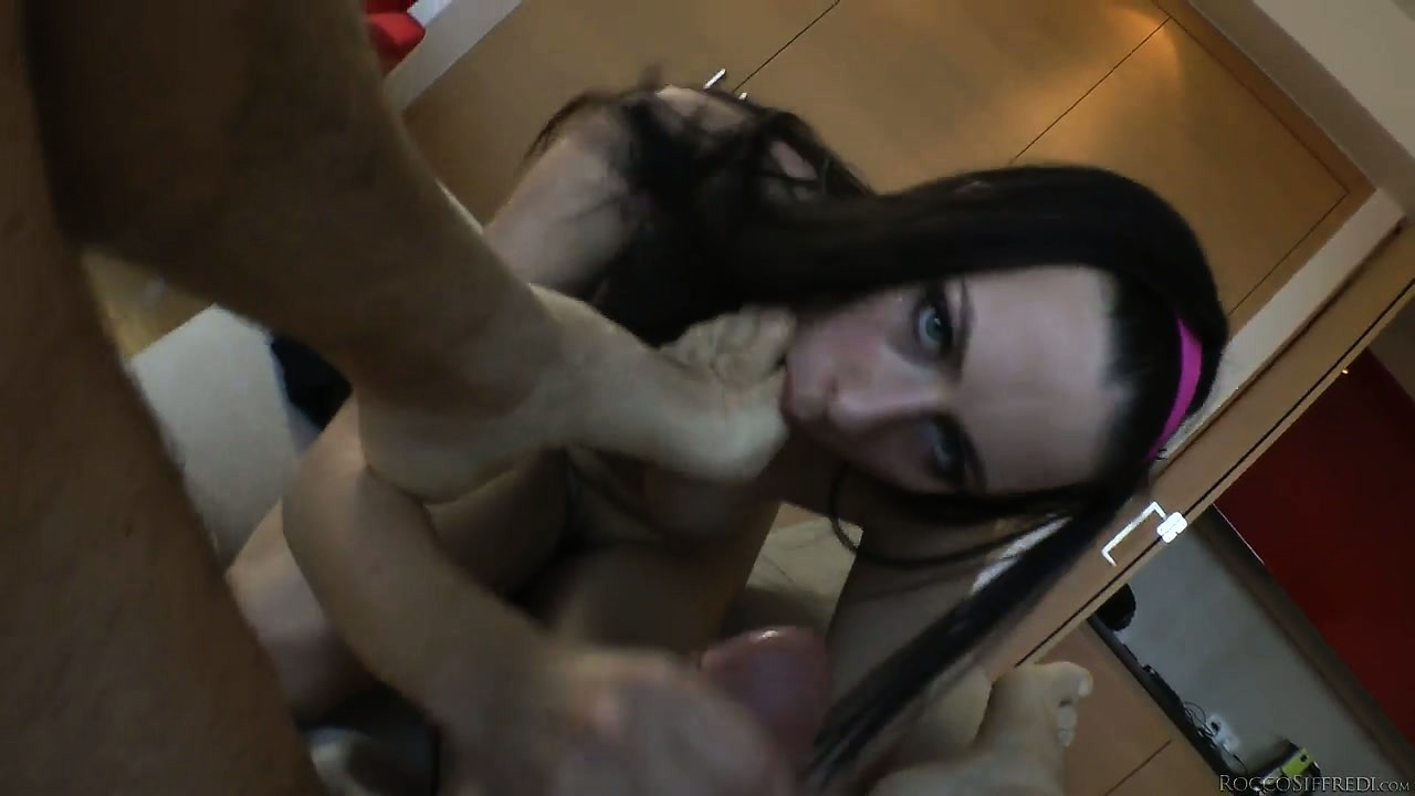 Sex Movie of Another Entry In Rocco's Pov Sex Library With A Young Brunette