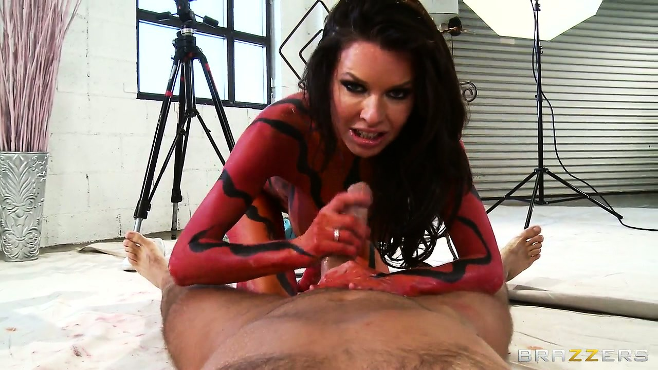Porno Video of She's A Sexy Tigress On The Prowl Thanks To Her Hot Boy Paint