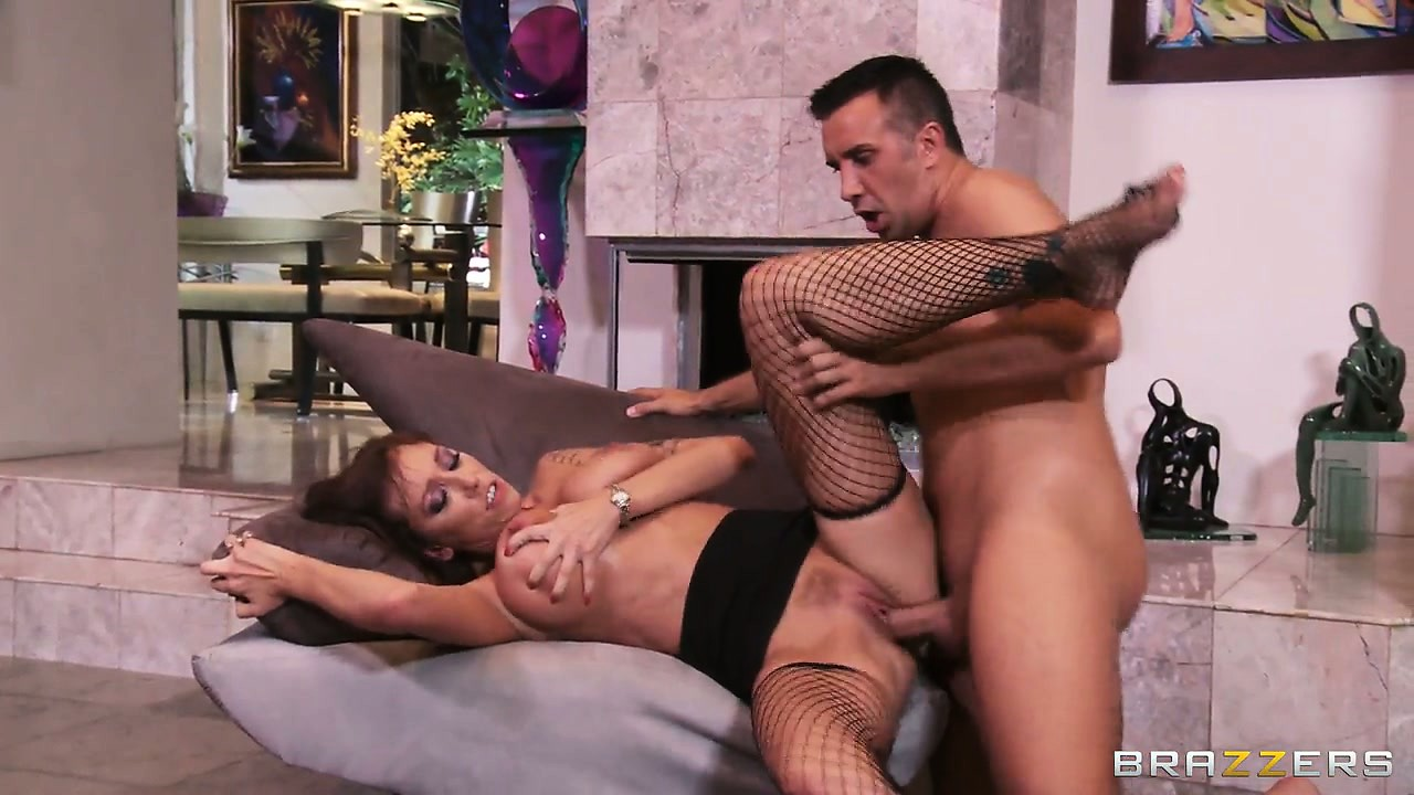 Porn Tube of The Sweet Wet Trimmed Pussy Of Alia Janine Gets Slammed Hard In A Hot Porn Video