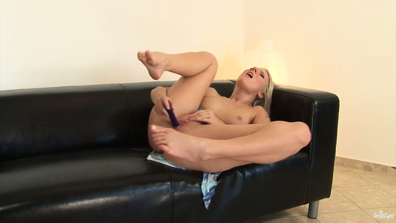 Porno Video of She Likes To Taste Her Toys Before Putting Them Into Her Cunt