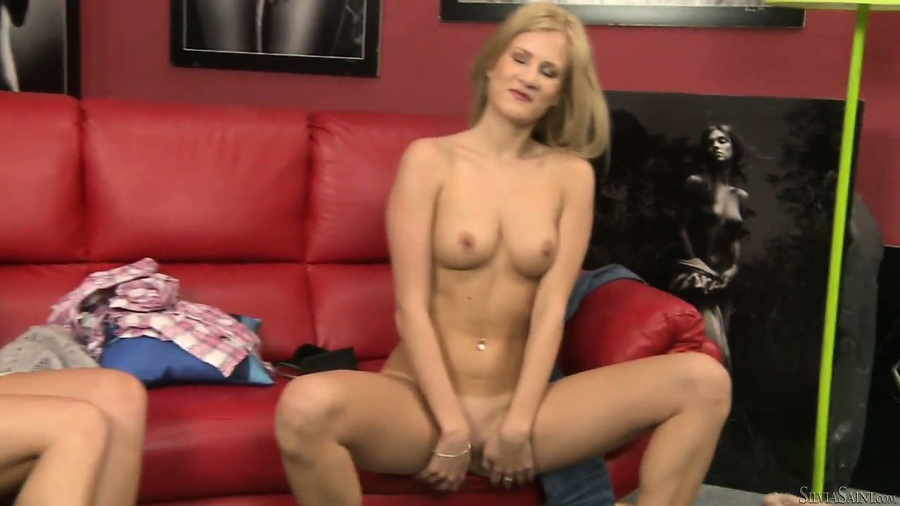Porn Tube of Hot Babe Nikita Blonde In A Casting Scene Shows Hot Body And Slick Slit