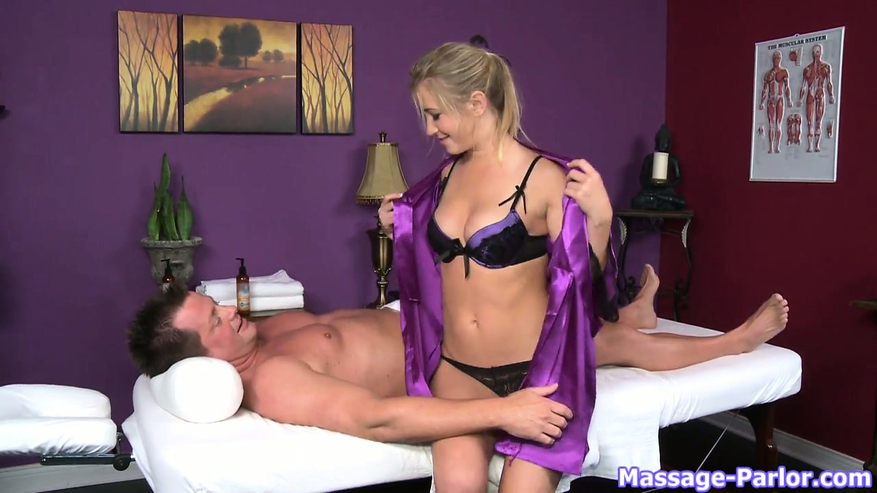 Porno Video of He Wants This Massage To Be Kinkier Than Usual And So It Will Be