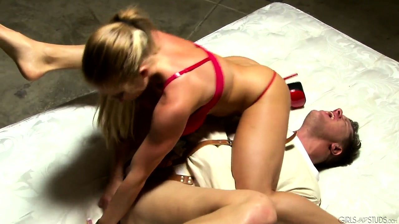 Porno Video of Horny Guy Getting Dominated By A Slutty Young Babe In A Sex Video