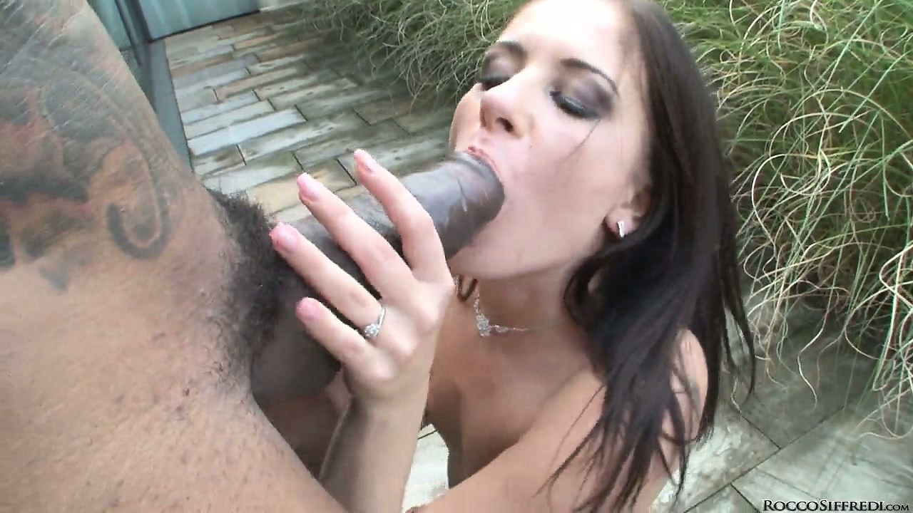 Porn Tube of Slutty Girls Tend To Migrate To Rocco And His Hard, Huge Cock