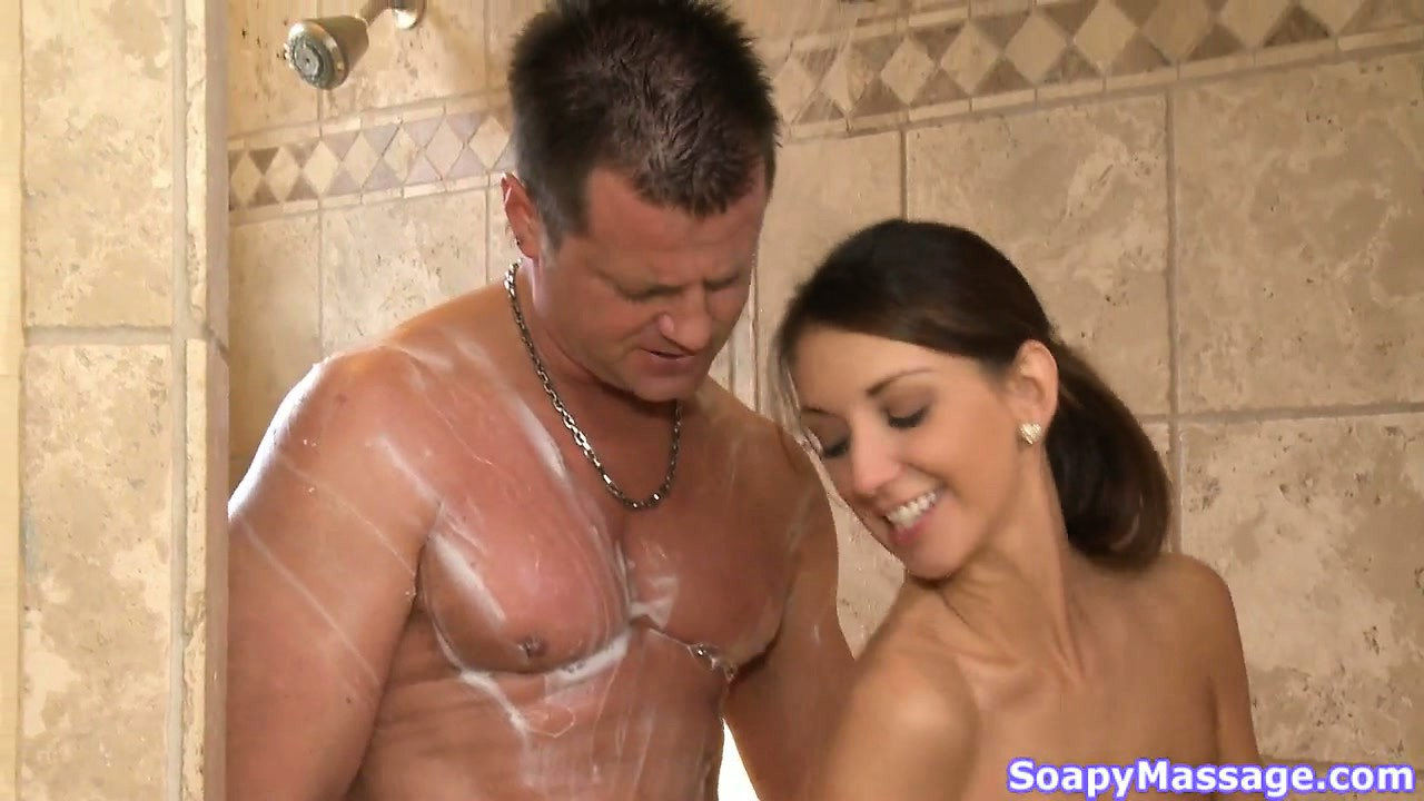 Porn Tube of Undercover Police Work Has It's Advantages When He's Checking Out The Massage Parlor