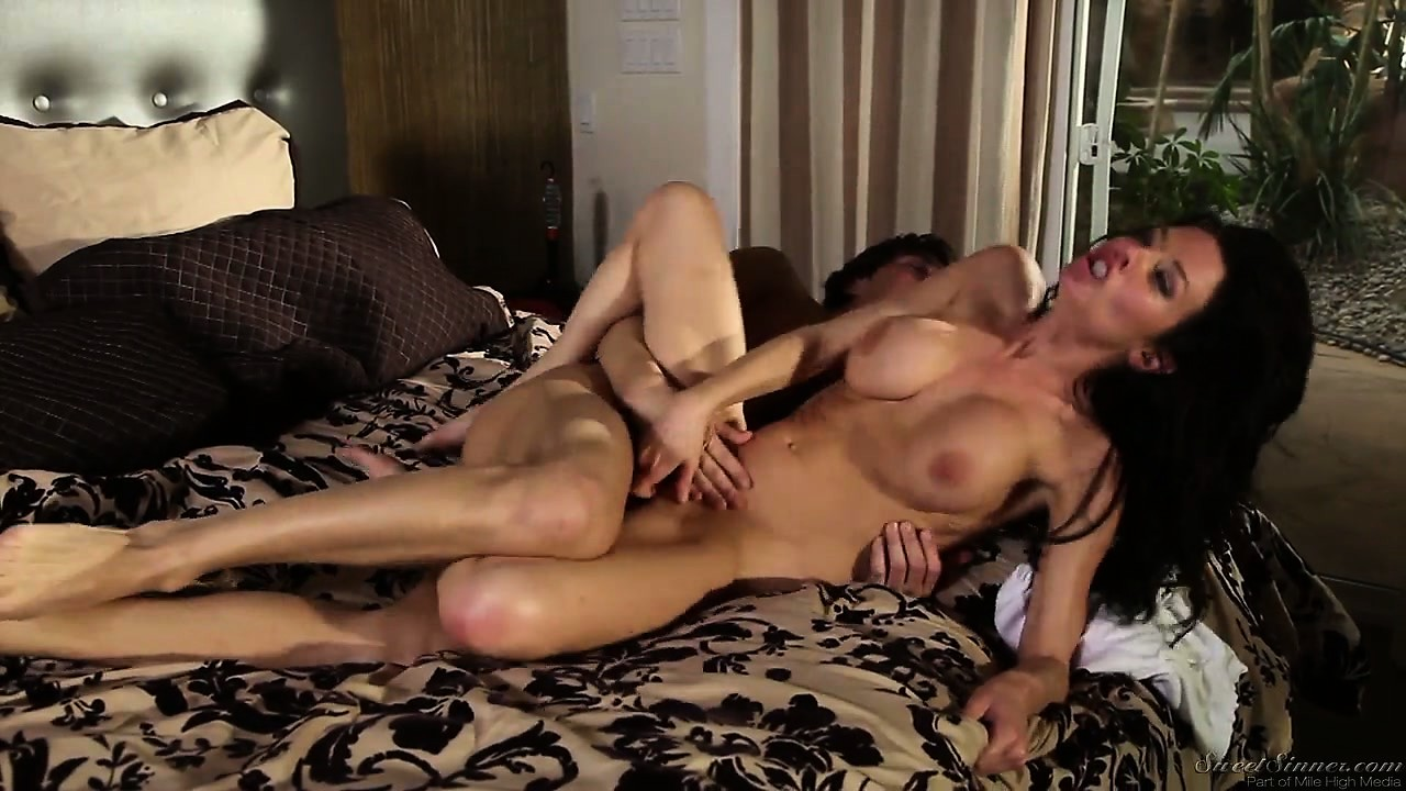 Porno Video of Step Son Gets A Bonus And A Boner To Pound His New Mom In A Welcome Fuck