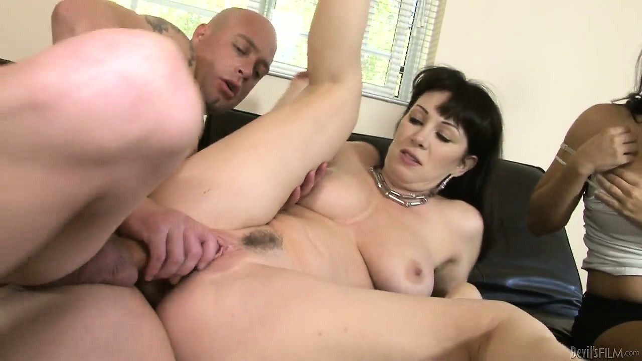 Porn Tube of My Wife Caught Me Fucking Her Mom's Tight Ass And Stayed To Watch