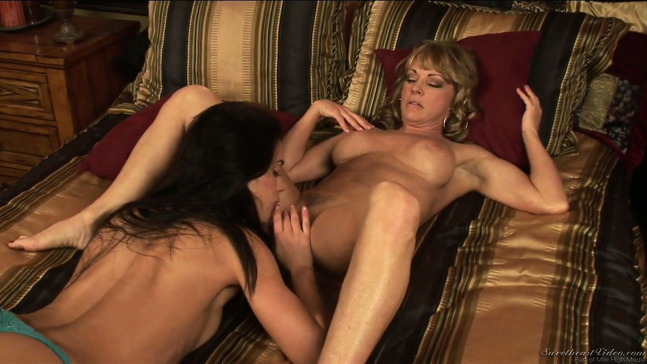 Porno Video of Magnificent Lesbian Bitches Are Spending Their Time On The Comfy Couch