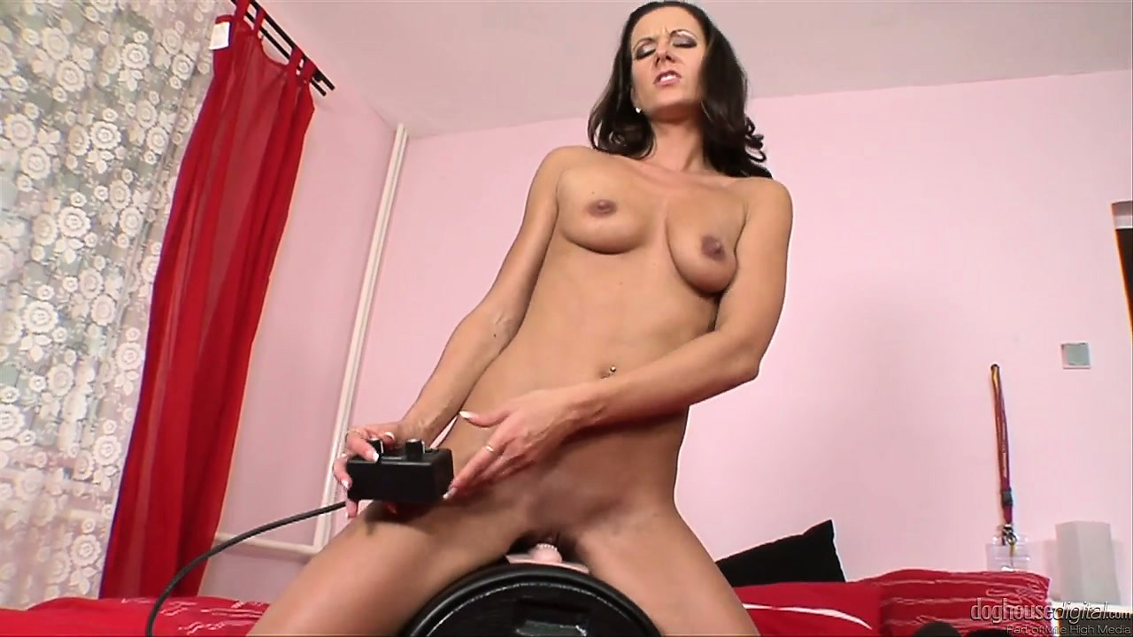 Porn Tube of It Is A Really Wonderful Thing To Relax With The Magnificent Sybian