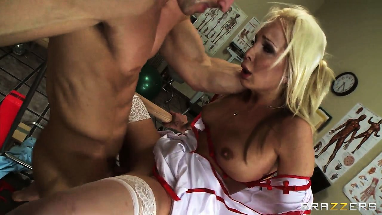Porno Video of Slutty Teen Nurse Eden Adams Getting Slammed By A Hard Cock In The Hospital