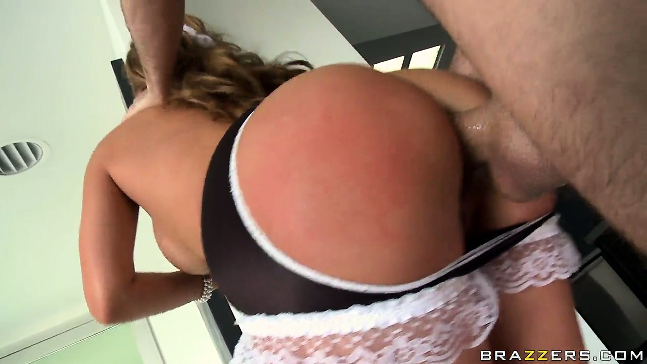 Porno Video of She Loves How He Fills Every Corner Of Her Lovely Ass With His Big Cock