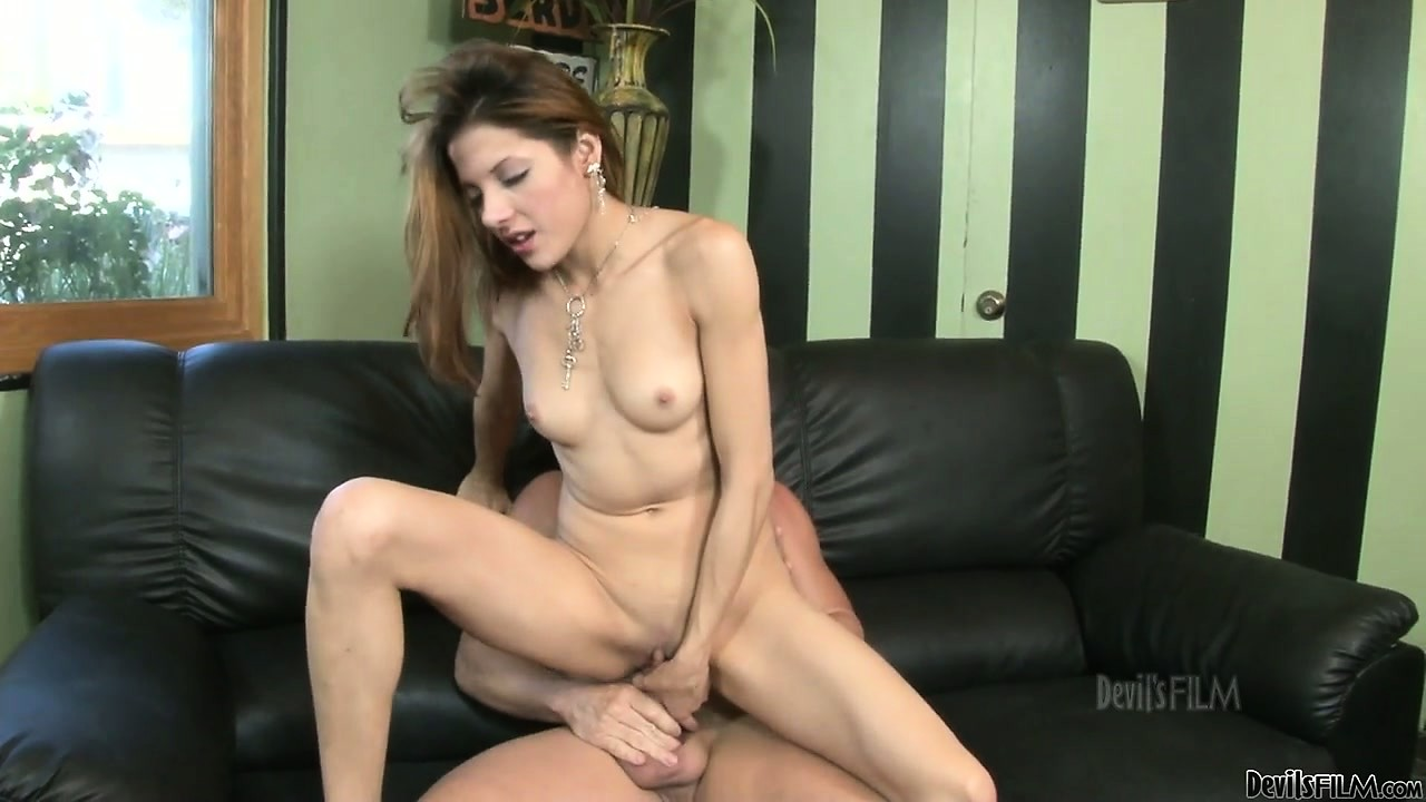 Porno Video of Wide Open, Her Tight Pussy Begs For More Cock From Her Boss Tonight