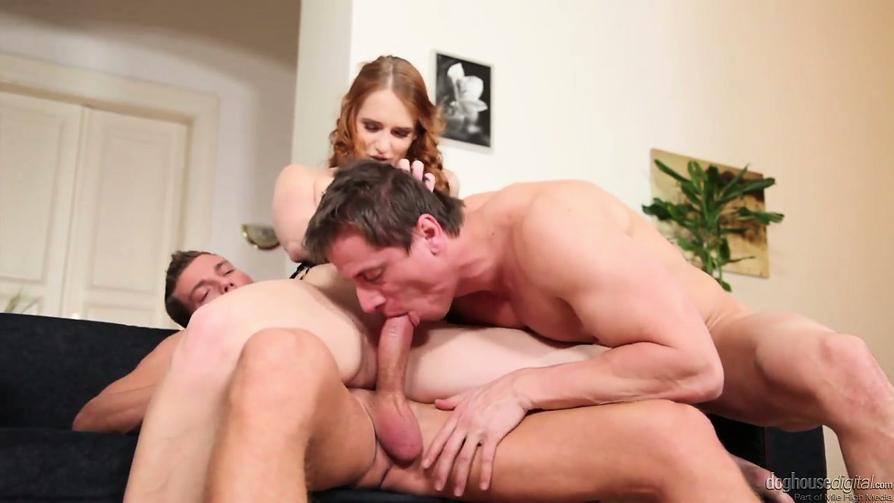 Porn Tube of Bisexual Couple Find It Really Interesting To Participate In Amazing Threesome